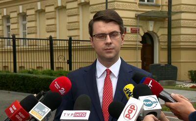 """""""Każde zgromadzenie, które jest legalne powinno się odbywać. Myślę, że minister Piontkowski o tym wie"""""""
