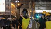 Protesty w Hongkongu. Policja użyła gazu