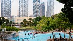 Otoczenie Petronas Towers
