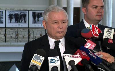PiS złożyło wniosek o odwołanie rządu. Ma kandydata na nowego premiera