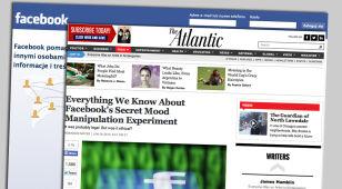Tajny eksperyment w sieci. Naukowcy wpływali na nastrój internautów i badali go