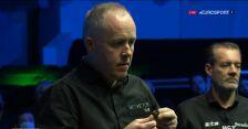 Całe podejście Higginsa w 8. frejmie finału Northern Ireland Open