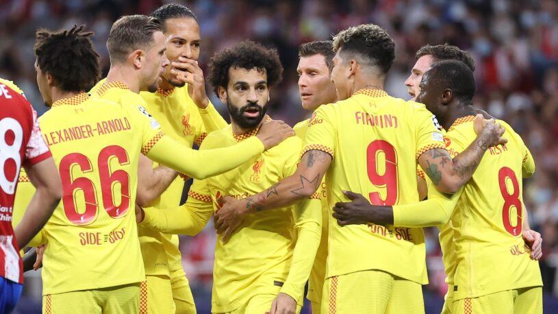 Hit w Madrycie nie rozczarował. Liverpool wygrał wojnę nerwów