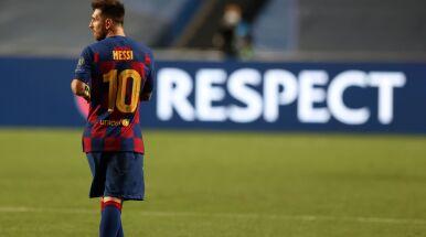 Media: Messi powiadomił klub, chce skorzystać z klauzuli i odejść