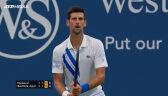 Djoković awansował do finału turnieju Western & Southern Open