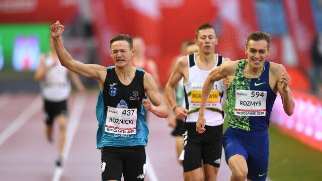 Sensacja na zakończenie mistrzostw Polski. 17-latek złotym medalistą