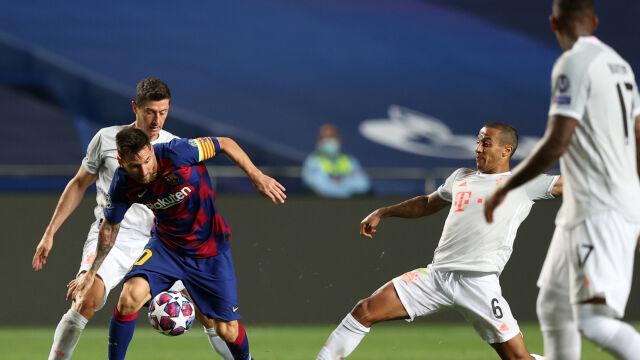 Messi w Bayernie? Jednoznaczne oświadczenie szefa Bawarczyków