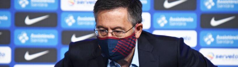 """Dymisji w Barcelonie nie będzie. """"Nie ma powodów, abym rezygnował"""""""