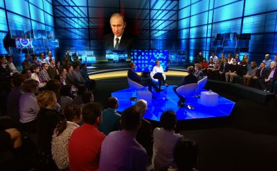 Kim jest prezydent Rosji? O tym dyskutowali goście pierwszej części debaty