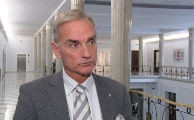 Jan Maria Jackowski: jestem senatorem, moje cieszenie się bądź niecieszenie nie ma żadnego znaczenia