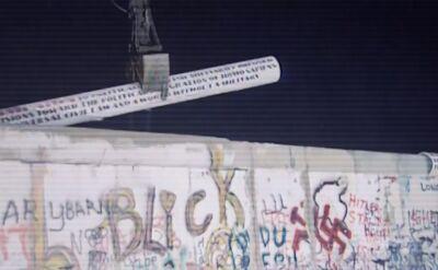 Historia muru berlińskiego wciąż budzi wielkie emocje
