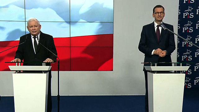 Nowy rząd Mateusza Morawieckiego. Premier ogłosił skład