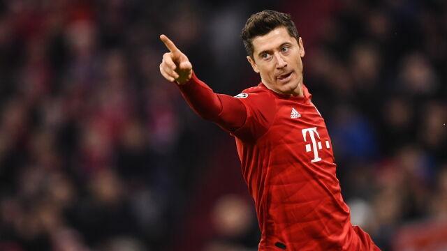 Na problemy Lewandowski. Bayern awansował w Lidze Mistrzów