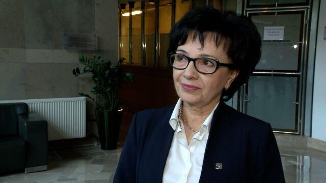 Witek: będę kandydatką na marszałka Sejmu