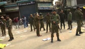 Atak przy użyciu granatu w Kaszmirze