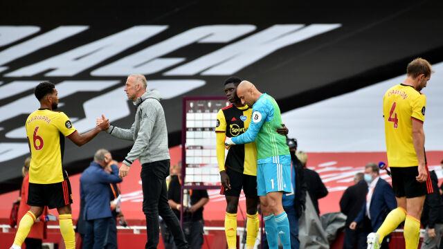 Smutek w Watfordzie i Bournemouth. Aston Villa uratowała ligowy byt