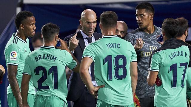 """W Madrycie nie myślą o rewanżu z City, są zmęczeni piłką. """"Musimy się odciąć"""""""