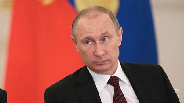 """Pierwsze słowa Putina po zamachach. Przyrzeka """"unicestwienie"""" terrorystów"""
