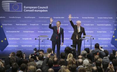 Van Rompuy: Tusk jak ojciec troszczył się o naszą wielką Unię