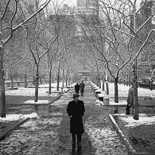 """""""March 18, 1955. New York, NY"""""""