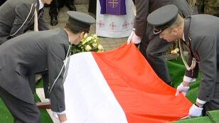 Uroczystości pogrzebowe Krystyny Bochenek
