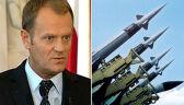 Nasze warunki są święte - mówi Tusk o negocjacjach ws. tarczy antyrakietowej