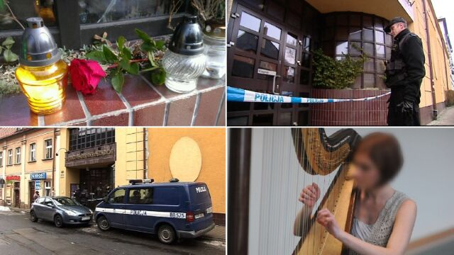 """Rodzina zamordowanej harfistki: """"Chcieliśmy, aby kara była jak najwyższa"""""""