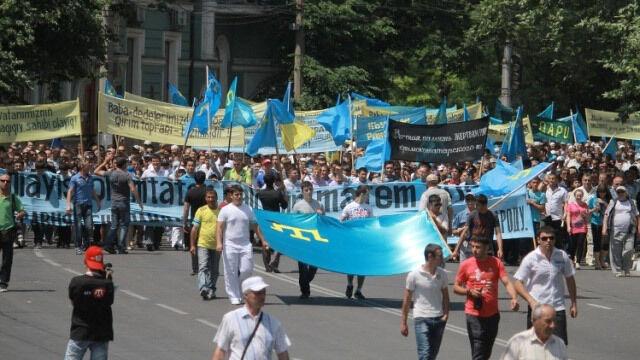 Berlin niepokoi się o los Tatarów