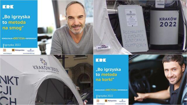 """Kraków pozwany za hasło: """"Igrzyska to metoda na smog"""""""