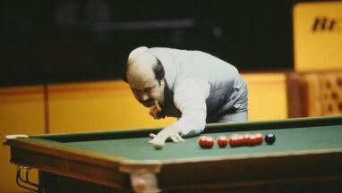 Nie żyje legendarny snookerzysta Willie Thorne. Był przyjacielem Gary'ego Linekera