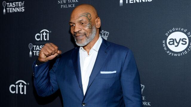 Powrót Mike'a Tysona. Zakontraktowana walka z inną legendą
