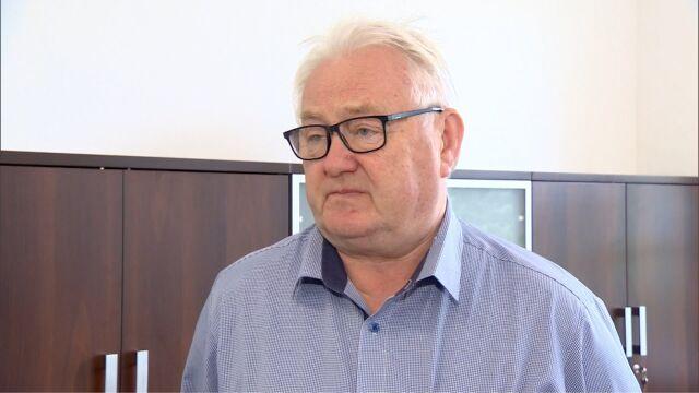 Krzysztof Szczepański ze szpitala we Włocławku o stanie zdrowia zaatakowanej sprzątaczki