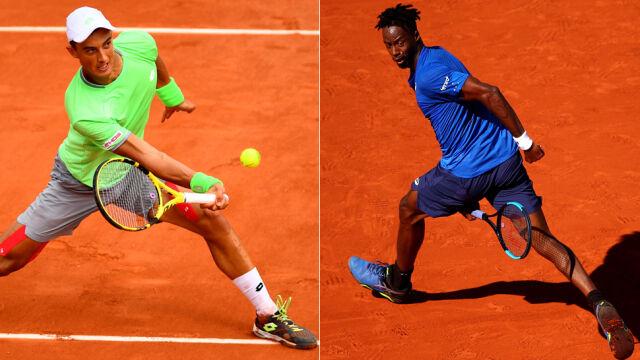 Skróty, loby, woleje. Najefektowniejsze zagrania soboty w Roland Garros
