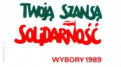 Ulotki i plakaty Solidarności