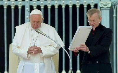 Papież Franciszek: Jan Paweł II bywał oszukiwany