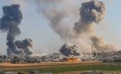 Francuski rząd podejrzewa, że w syryjskiej prowincji Idlib stosowana jest broń chemiczna