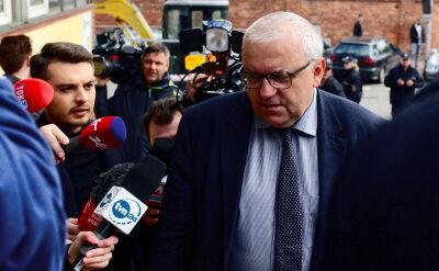 Przy Nowogrodzkiej obraduje kierownictwo Prawa i Sprawiedliwości