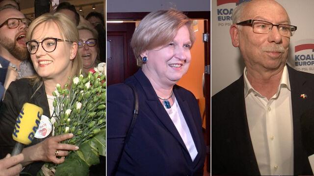 Na Pomorzu wygrała Adamowicz. Ze sporą przewagą nad Fotygą i Lewandowskim