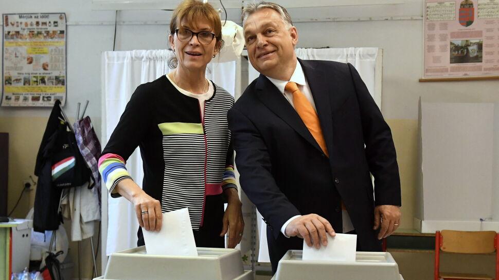 Fidesz Viktora Orbana zwycięzcą eurowyborów na Węgrzech
