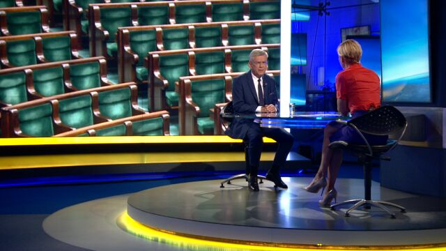 Karczewski o zmianach w rządzie: Elżbieta Witek jest brana pod uwagę w rozmowach