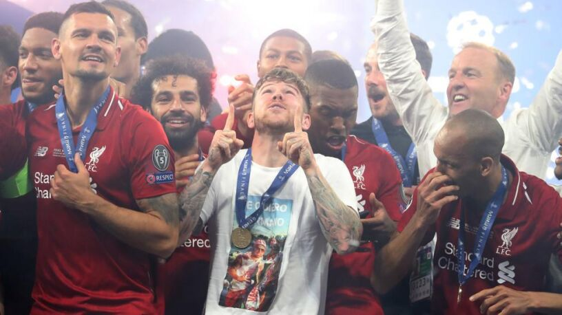 W jednym dniu stracił przyjaciela i wygrał Ligę Mistrzów.