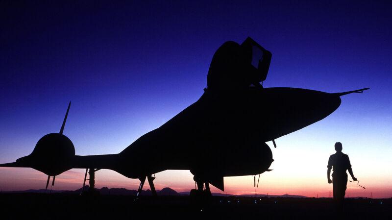 SR-71, jeden z najbardziej niezwykłych samolotów w historii