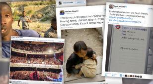 Azjatyckie dzieci, fałszywy uchodźca, pusty Paryż. Internetowe kłamstwa 2015 roku