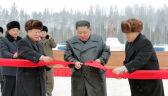 Kim Dzong Un otworzył nowe miasto w górach