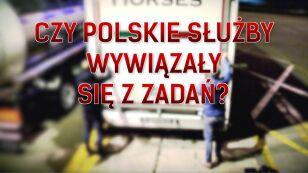 Tygrysi los. Pytania o zadania polskich służb