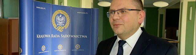 """""""Nie mogłem się zgodzić"""". Odpowiedź Nawackiego na wniosek w sprawie Juszczyszyna"""