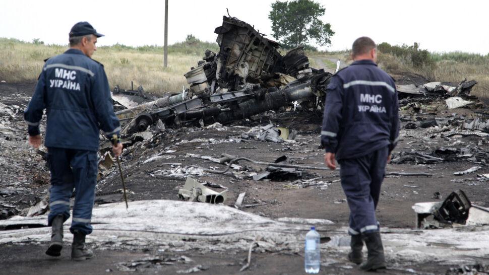 Zestrzelony boeing nad Donbasem. Rosja nie wyda Holandii separatysty
