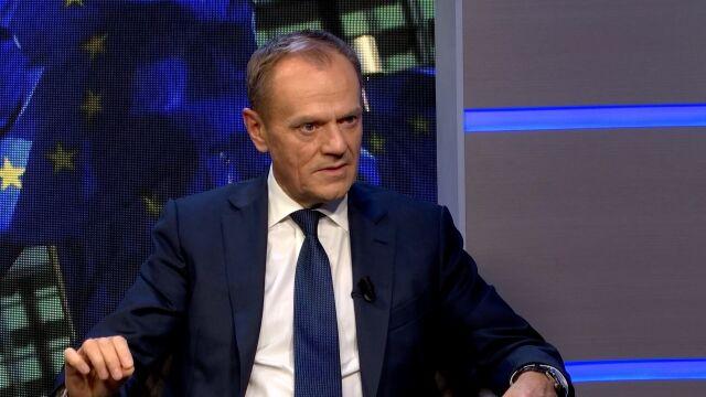Donald Tusk o sprawie sędziego Juszczyszyna