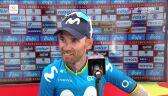 Alejandro Valverde po Giro di Sicilia 2021