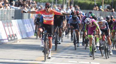 Molano wygrywa po raz drugi na Sycylii. W Chorwacji triumf 19-letniego Holendra